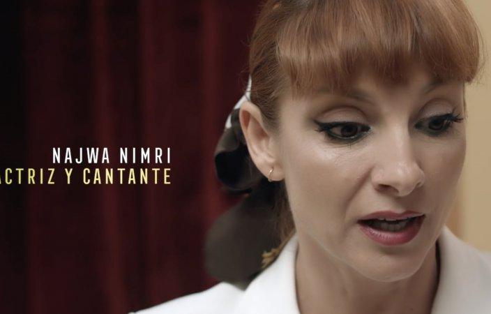 MAX FACTOR – Capsula | Najwa Nimri