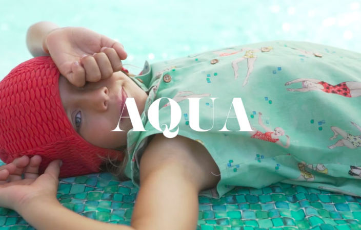 KATIA FABRICS – Aqua | Director: Barbara Barbera